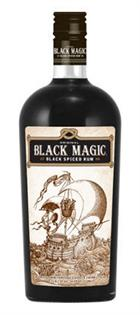 Black Magic Rum Black Spiced 1.75l